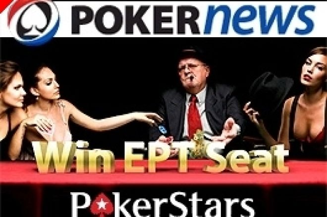 PokerStars & PokerNews Liga 0001