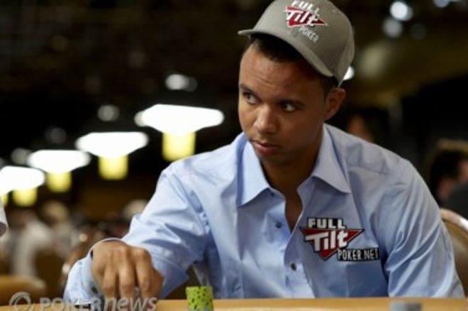 2010 World Series of Poker Day 21: Ivey, Ivey, Ivey! 0001