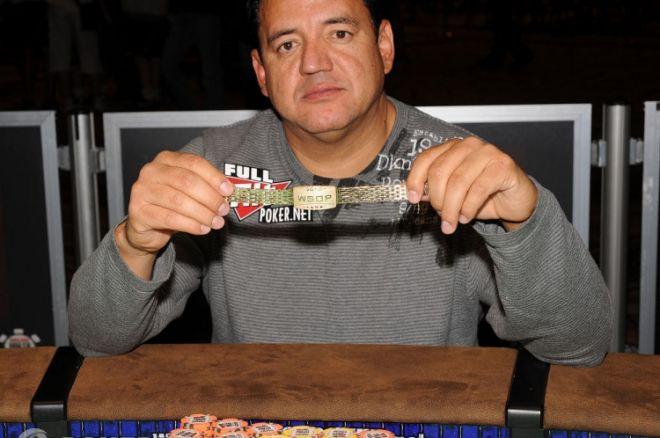 Jose-Luis Velador vinner WSOP 2010 Event #33