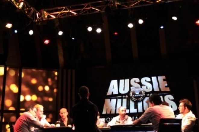 The Aussie Millions on GSN: From Fifteen to the Final Table 0001
