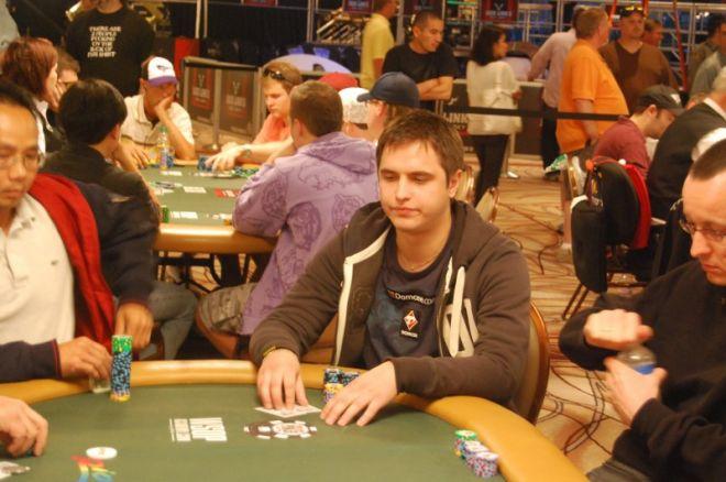 WSOP 2010 Dream Team Lietuva: Turnyro Nr.36 antros dienos apžvalga 0001
