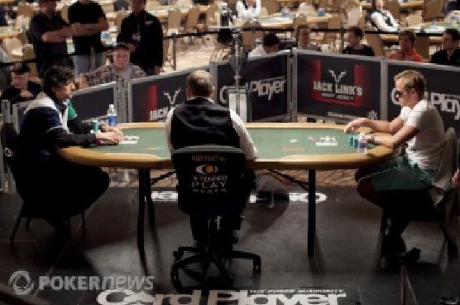 WSOP 2010 Den 25: Ivey vylepšuje svou legendu, Mahmood vyhrál HU Championship 0001