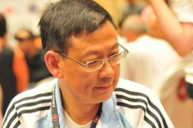 Wing Cheong Chong赢得澳门扑克杯6月份特殊赛 0001