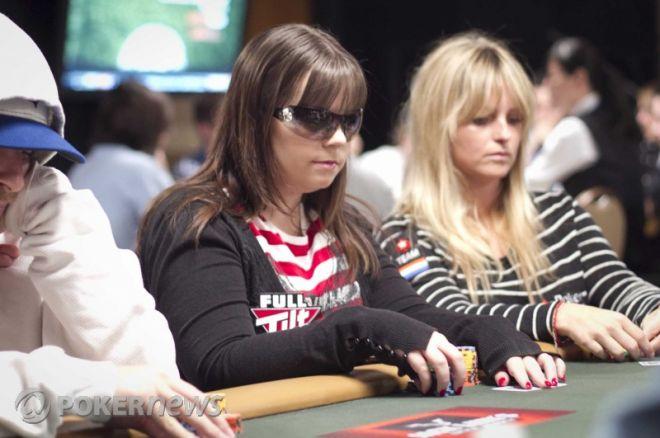Annette Obrestad WSOP 2010 Event 39