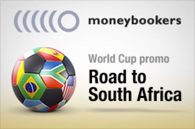 Road to South Africa kampanje hos Moneybookers 0001