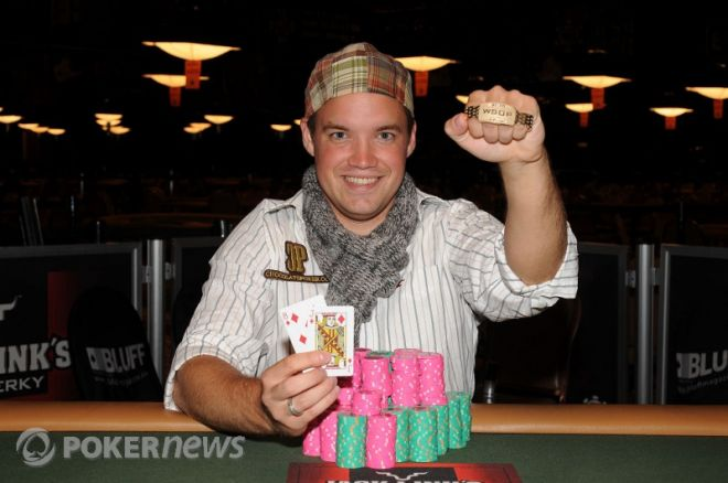 2010 World Series of Poker Day 26: Kwaysser Becomes Third Hungarian to Win WSOP Gold... 0001