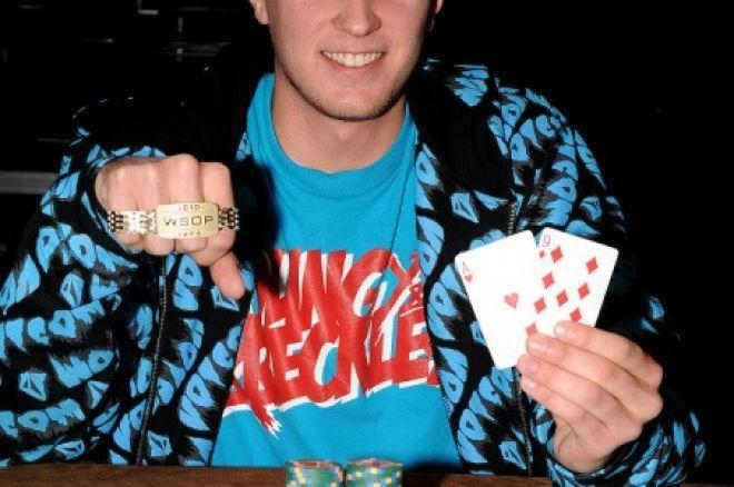 Steve Kelly WSOP 2010 Event #39 vinnare