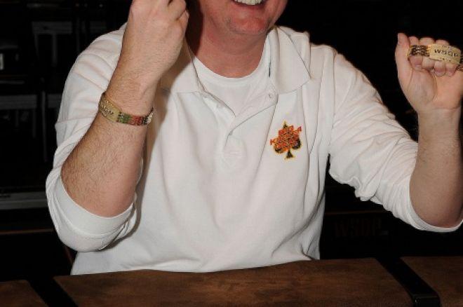 Frank Kassela WSOP 2010 Event 40 vinnare