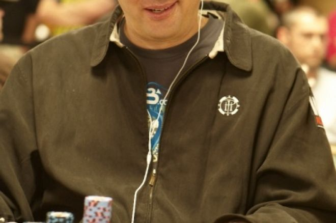 Phil Hellmuth WSOP 2010 Event 41