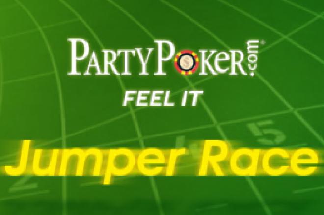 PartyPoker Jumper Rake Race kvalifikace do Freerollu končí zítra 0001