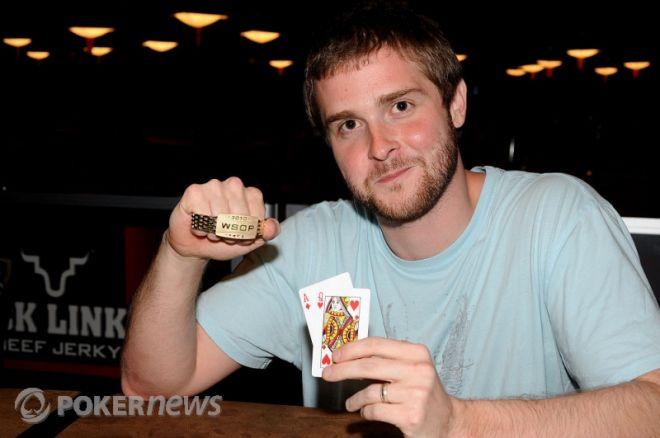 Dean Hamrick WSOP 2010 Event 42 vinnare