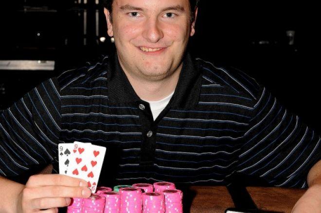 Ian Gordon WSOP 2010 Event 43 vinnare
