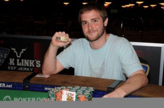 2010 World Series of Poker Dia 29: Hamrick e Gordon Ganham as Suas Primeiras Braceletes WSOP 0001