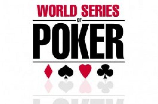 WSOP - oppdatering på Norske spillere søndag 27.juni 0001