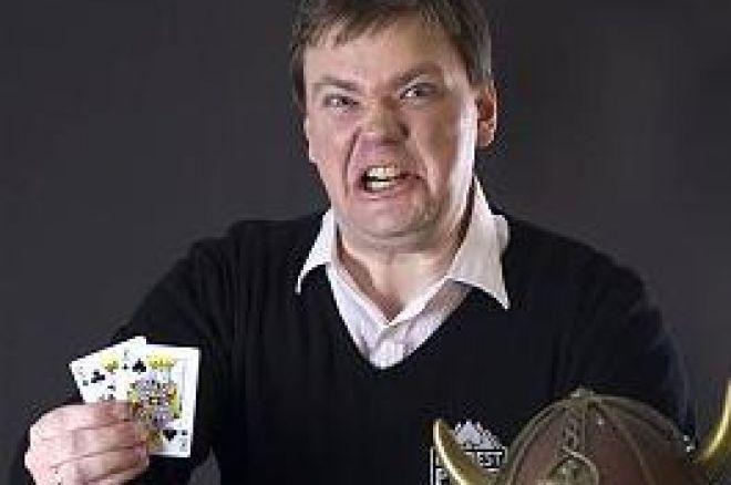 WSOP - Sigurd Eskeland er på finalebordet  i Event #48 Mixed games 0001