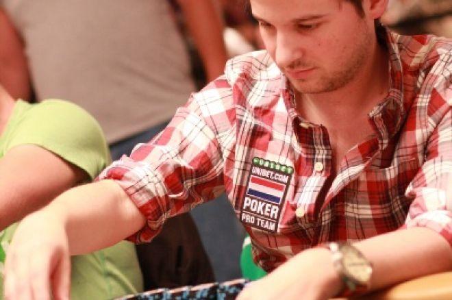 WSOP Dag 32: Paul Valkenburg kent uitstekende tweede dag in Event #47