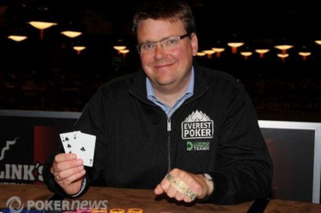 WSOP - Sigurd Eskeland vant Event# 48 - Norges første seier og Bracelets i årets WSOP 0001
