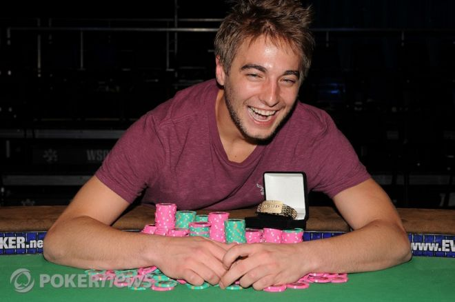 Chance Kornuth WSOP 2010 Event 50 vinnare
