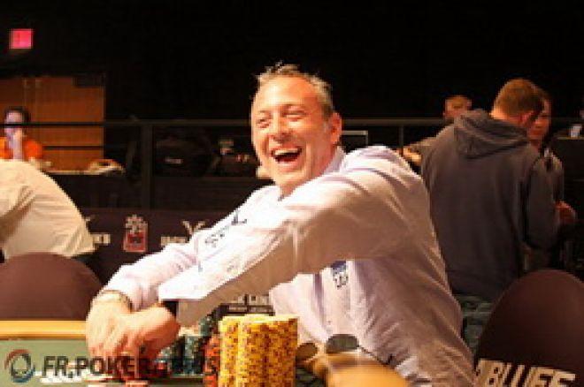 World Series of Poker (WSOP 2010) - No Limit Hold'em Triple Chance à 3.000$ : Guillaume Darcourt termine 3ème pour 223.459$