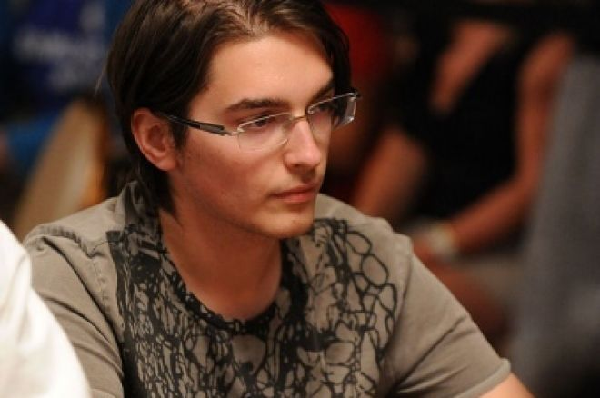 Mikael Thuritz WSOP Event 52
