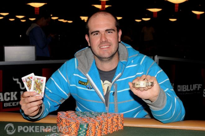 2010 World Series of Poker Day 35: Welch Wins Event #51, Chan Looking for His First... 0001