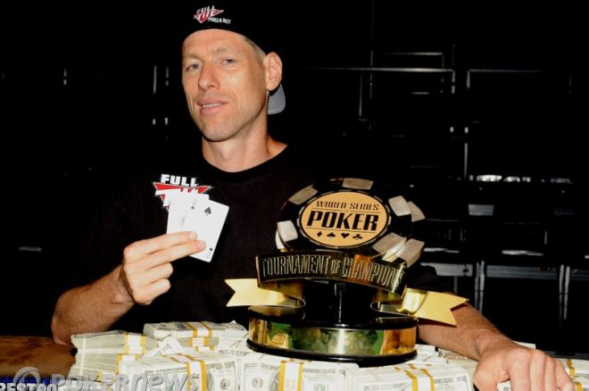 2010 World Series of Poker Day 38: Huck Seed Wins Tournament of Champions and Final Tables... 0001