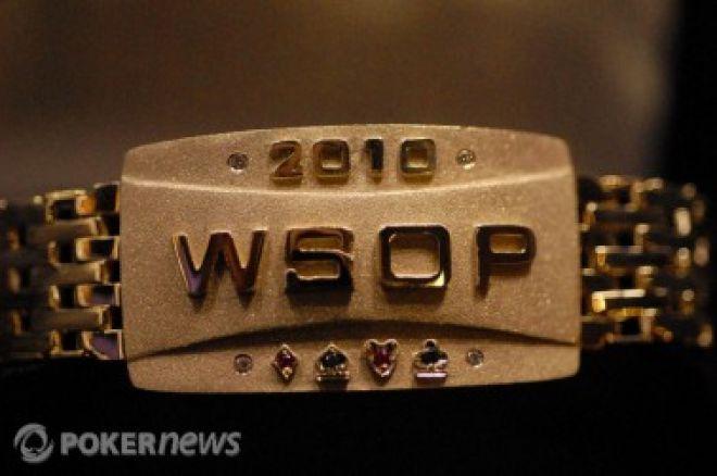 WSOP 2010 armband
