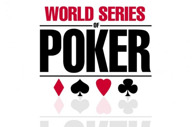 WSOP Main Event Er Begyndt 0001