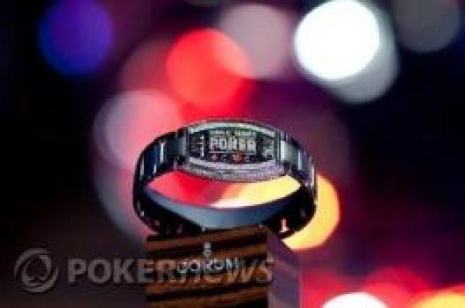 World Series of Poker 2010 Main Event dag 1b