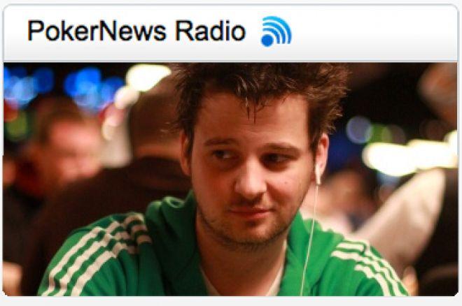 PokerNews Radio vanuit Las Vegas: dag 1A met Paul Valkenburg en de WSOP organisatie