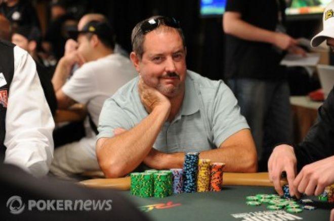 2010 World Series of Poker, Día 40: El Día 1b del Evento Principal convocó más gente 0001
