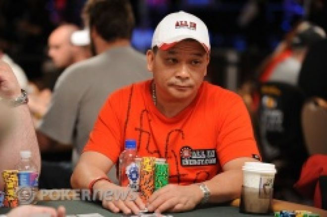 Johnny Chan WSOP 2010 Main Event