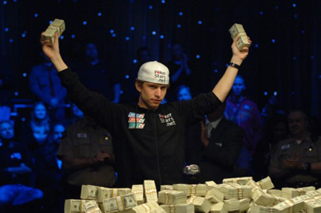 Peter Eastgate си взима почивка от покера 0001