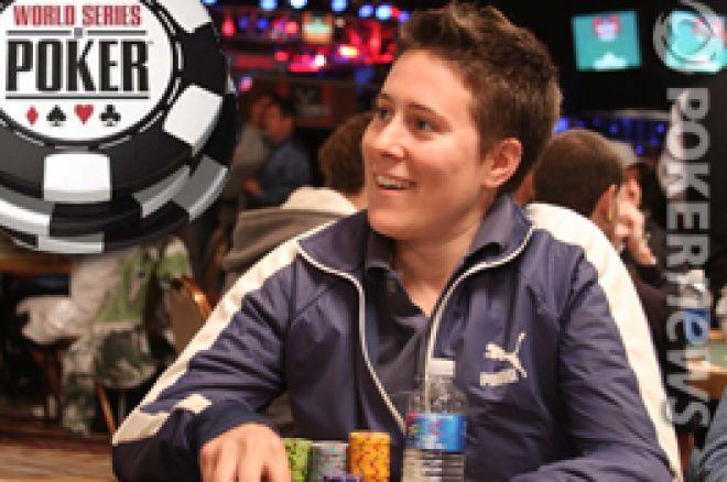Interview poker (WSOP 2010) : Mercredi 7 juillet, PokerNews a rencontré Vanessa Selbst (joueuse de poker pro PokerStars)