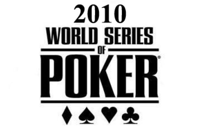 World Series of Poker Main Event 2010