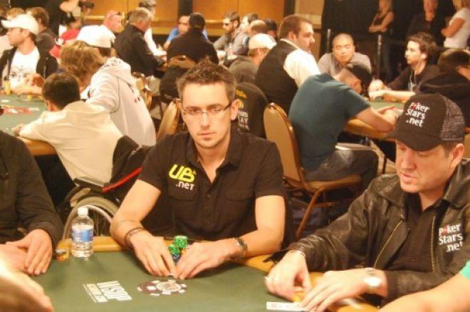WSOP 2010 Dream Team Lietuva: Pagrindinio turnyro dienos 2A apžvalga 0001