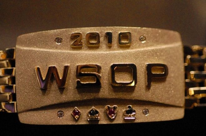 2010 års WSOP armband