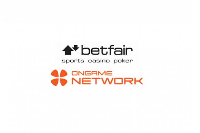 Betfair Poker се присъедини към Ongame Мрежата 0001