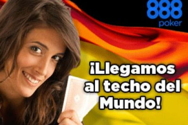 Celebra la fabulosa victoria de España en el Mundial con 888Poker 0001