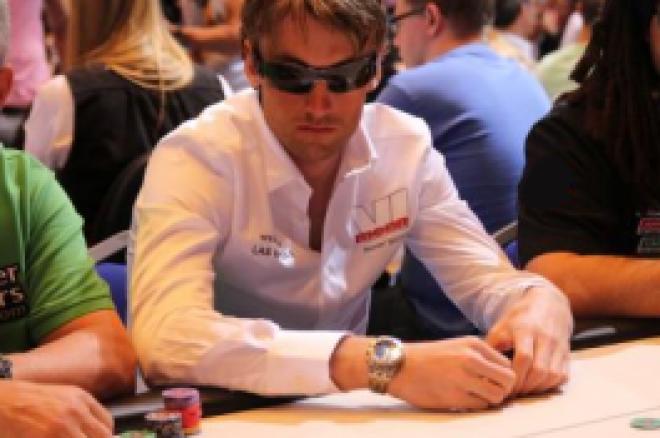 WSOP 2010 - Petter Northug i pengene og utslått av Main Event 0001