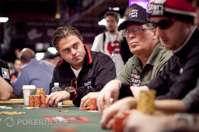 William Thorson WSOP Main Event 2010