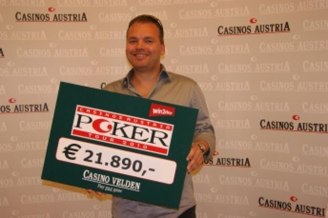 Casino austria poker tour capt limousine service to casino