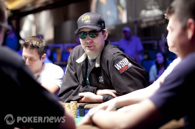 The Nightly Turbo: PokerStars UKIPT Brighton Update, Phil Hellmuth Doesn't Think Phil Ivey... 0001