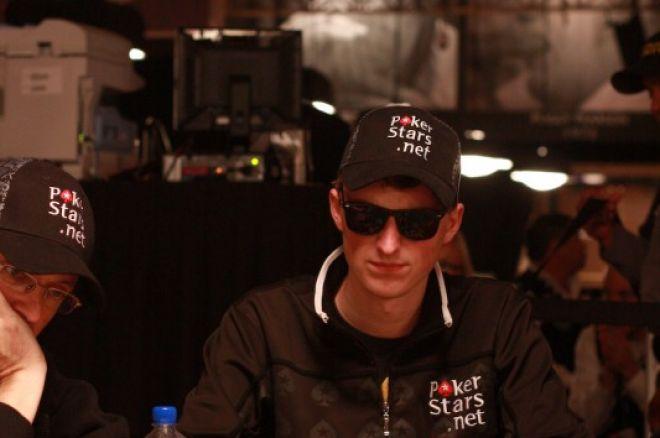 Dag 6 Main Event WSOP 2010 eindigt met een enkele Nederlander door naar dag 7