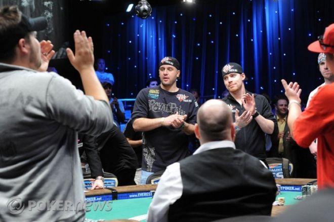 41. WSOP főverseny: Kiderült, kik a novemberi kilencek 0001
