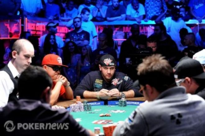 "WSOP 2010: Michael ""The Grinder"" Mizrachi se dostal do November Nine 0001"