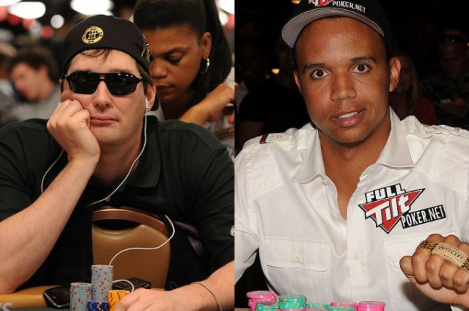 Phil Ivey & Phil Hellmuth