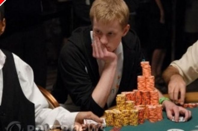 Dag Martin Mikkelsen er vert for Nordic Online Poker Series Event #7 hos Full Tilt 0001