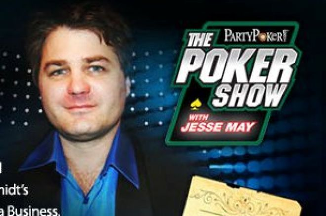Hør Jesse May sitt Poker Show -Episode 5 - Phil Ivey og Phil Hellmuth 0001