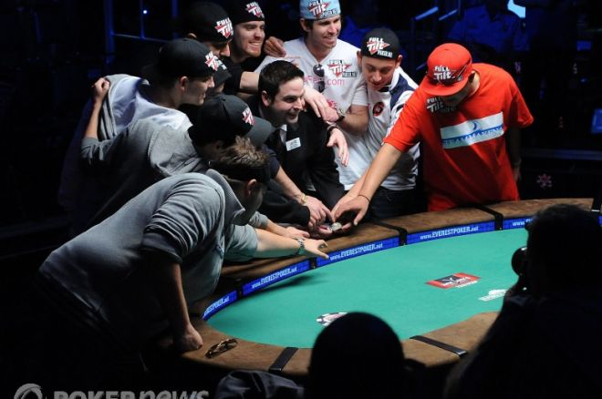 The Nightly Turbo: PokerStars New CEO, WSOP November Nine Odds, and More 0001